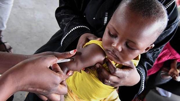 UNICEF opozarja na alarmanten porast ošpic po vsem svetu (foto: UNICEF/Dejongh)