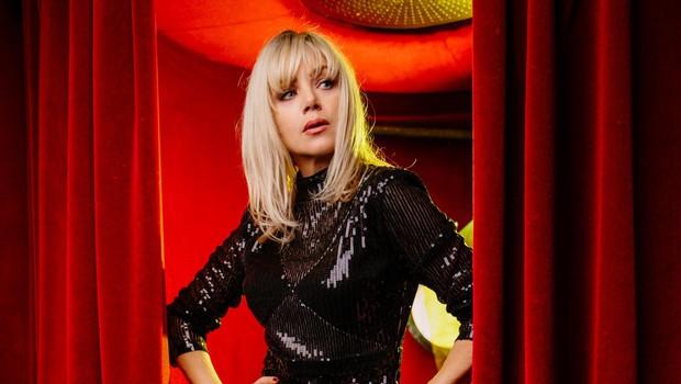 Katarina Čas je znana tudi po tem, da je sodelovala z legendarnim režiserjem Martinom Scorsesejem. (foto: Urša Premik)