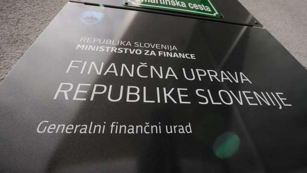 Furs odločil o dveh tretjinah ugovorov zoper dohodnino (foto: STA/Nebojša Tejić)