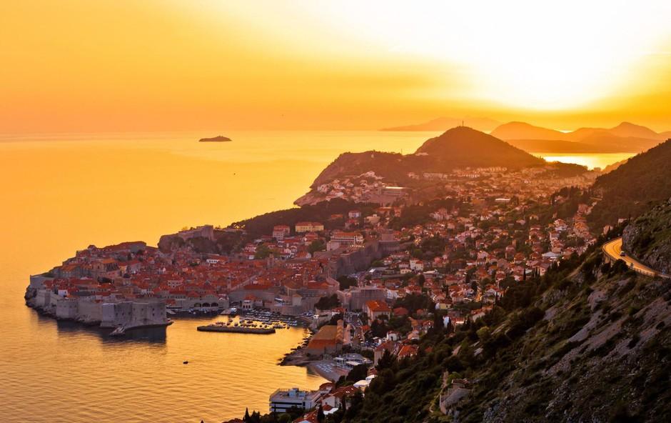 Cristiano je zelo užival v Dubrovniku in ob odhodu je dejal, da se zagotovo še vrne. (foto: Profimedia Profimedia, Alamy)