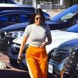 Kourtney Kardashian (Fotogalerija): Modni triatlon