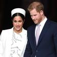 Mama vojvodinje Meghan že prišla v London