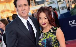 Nicolas Cage in ločitev po štirih dneh