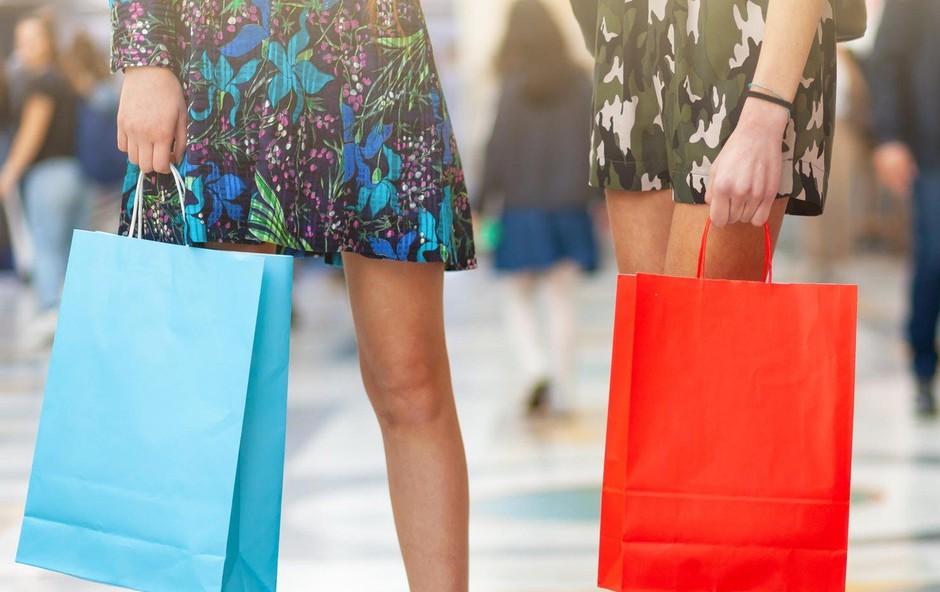 """""""Zasvojena sem z nakupovanjem. Kaj naj storim?"""" Magdalena odgovarja! (foto: Profimedia)"""