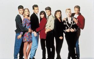 Tori Spelling razkrila, kako se počuti na snemanju serije Beverly Hills 90210