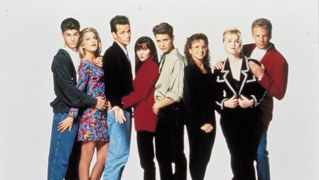 Video s snemanja serije Beverly Hills 90210 navdušil oboževalce! (foto: Profimedia)