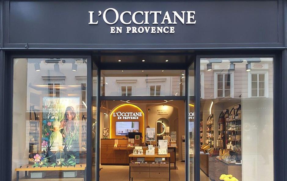 Trgovina L'Occitane na Mestnem trgu v novi podobi! (foto: L'Occitane Press)