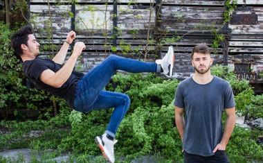 Nite jogger – zvezda slovenskih družbenih omrežij