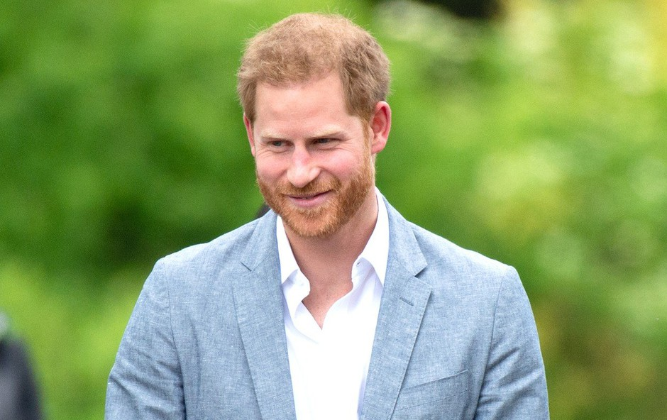 Poglejte odziv princa Harryja, ko mu deklica pove, da je srčkan (foto: Profimedia)