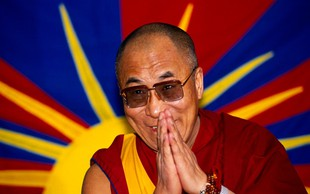 Dalajlama: Če kdaj podvomite v svojo vrednost, prisluhnite naslednjim mislim