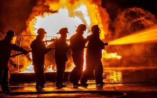 Ponekod po državi razglasili veliko požarno ogroženost