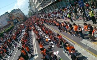 Ljubljana v lovu na dva nova rekorda na maturantski četvorki