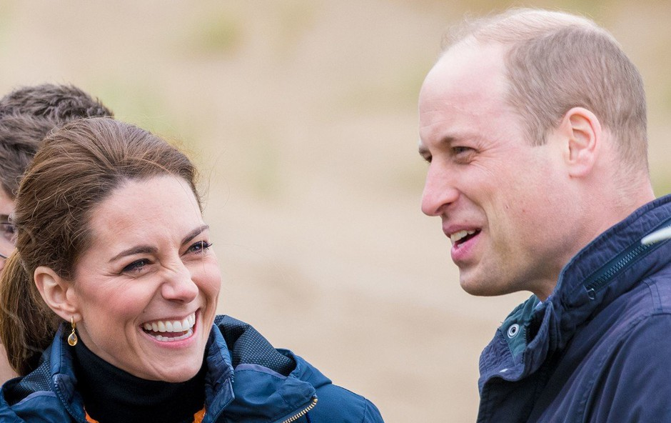 Kate Middleton in princ William še vedno nista videla malega princa Archieja (foto: Profimedia)