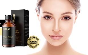 Valens Kolagen Premium - za sijočo kožo, lase in nohte