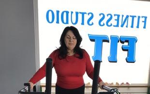 Vesna Hojnik (The Biggest Loser Slovenija) si bo zmanjšala prsi!