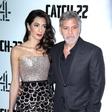 Govorice o Clooneyjevi petletni hčerki naj bi skalile mir njegovi Amal