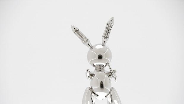 Delo Jeffa Koonsa na dražbi prodano za rekordnih 91 milijonov dolarjev! (foto: Profimedia)