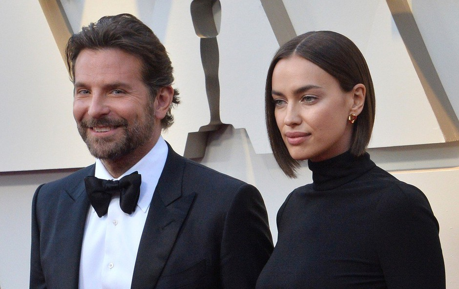 Ameriški mediji trdijo, da sta se Bradley Cooper in Irina Shayk razšla (foto: Profimedia)