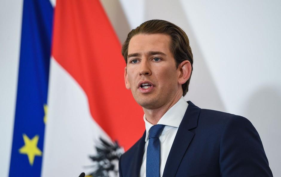 Avstrijsko vlado zapustili vsi ministri iz vrst svobodnjakov (foto: Profimedia)