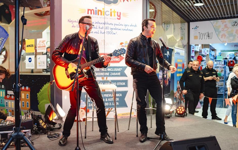 Z Minicityjem smo skupaj poleteli višje (foto: Minicity Press)