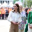 Kate Middleton elegantna tudi v supergah!