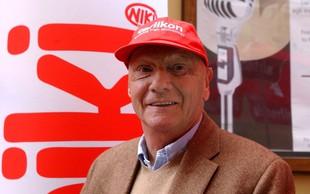 Umrl je Niki Lauda, znameniti dirkač formule 1