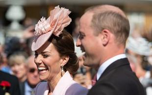 Kate Middleton se je princesi Diani poklonila na poseben način: z rožnatim klobukom