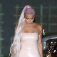 Khloe Kardashian v kombinezonu iz lateksa: Pozornosti ji ni manjkalo!