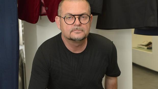 """Aleš Čakš: """" To je moj hobi, ni stvar preživetja!"""" (foto: Primož Predalič)"""