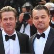 Brad Pitt in Leonardo DiCaprio sta v Cannesu povzročila pravo evforijo!