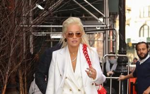 Rita Ora (Fotogalerija): Dama v smokingu