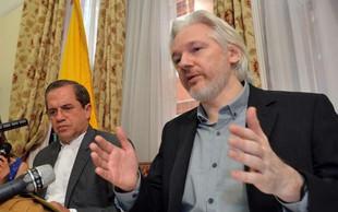 Preložili zaslišanje Assangea zaradi njegovega slabega zdravstvenega stanja