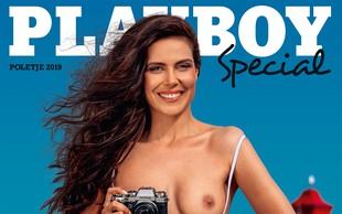 Ula Furlan Molk v posebni izdaji Playboya s 40 najlepšimi dekleti