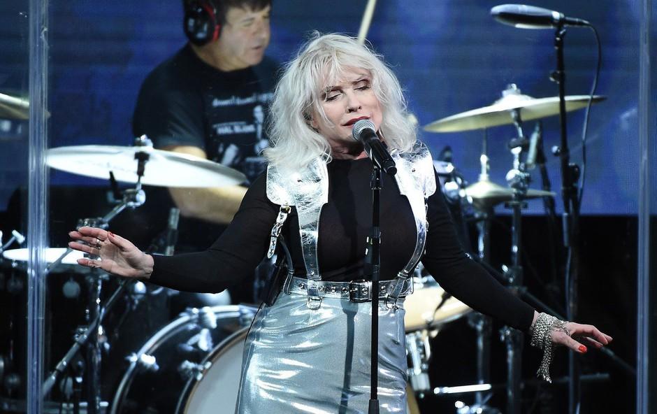 Avtobiografija o začetkih skupine Blondie izpod peresa Debbie Harry (foto: profimedia)