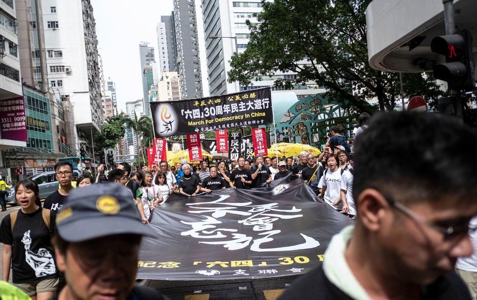 Kitajci 30 let po pokolu na Trgu nebeškega miru še vedno vztrajajo, da so ravnali pravilno (foto: profimedia)