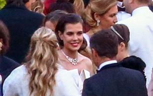 Charlotte Casiraghise je poročila s producentom Malega princa