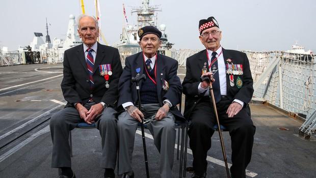 Na jugu Anglije se začenjajo slovesnosti ob 75. obletnici zavezniškega izkrcanja v Normandiji (foto: Profimedia)