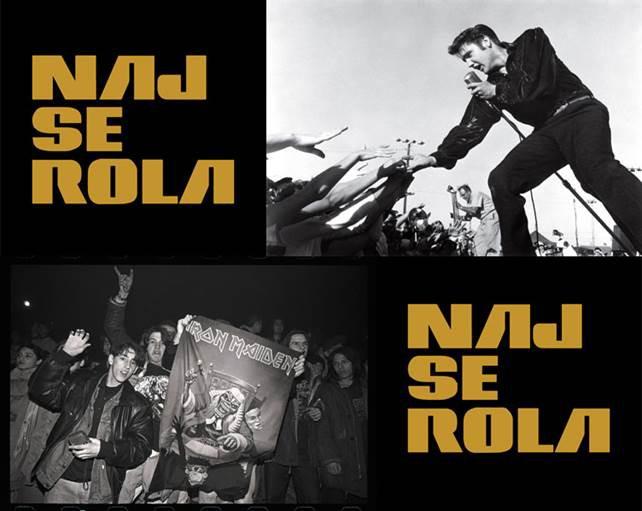 Naj se rola - festival glasbenega filma v Kinodvoru (foto: Kinodvor Press)