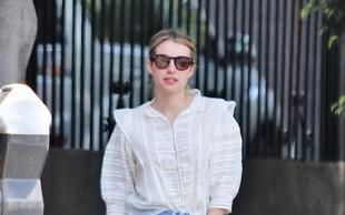 Emma Roberts (Fotogalerija): Džins romantika