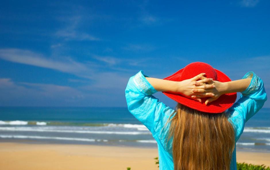 Kaj se dogaja s kožo med sončenjem? (foto: Shutterstock)