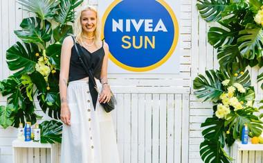 Brezskrbno poletje na soncu z igrivimi NIVEA SUN izdelki za otroke