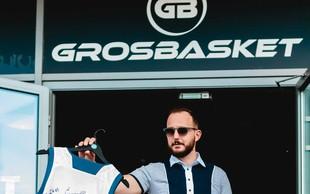 Novi dresi slovenske košarkarske reprezentance navdušili tudi znane Slovence