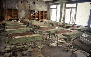 Zaradi serije Černobil kar 40-odstotna rast rezervacij za obisk prizorišča katastrofe
