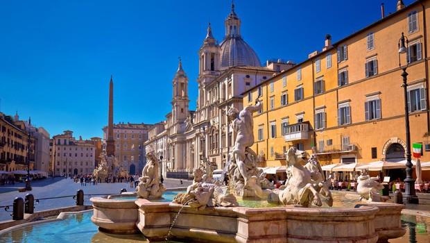 Nekaj novih pravil obnašanja v italijanski prestolnici (foto: profimedia)
