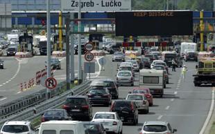 Na hrvaških cestah vse več kamer za nadzor prometa