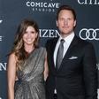 Igralec Chris Pratt se je poročil s hčerko Arnolda Schwarzennegerja