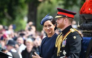 So v zakonu princa Harryja in vojvodinje Meghan na obzorju prve težave?