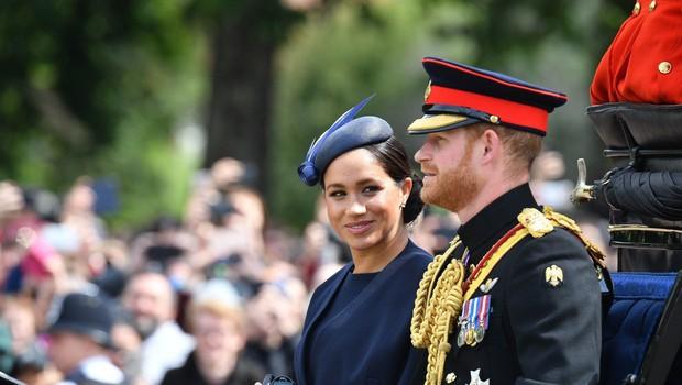Zakon Meghan Markle in princa Harryja pred veliko preizkušnjo (foto: Profimedia)
