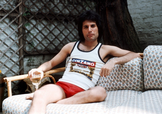 Biografija Freddieja Mercuryja izpod peresa Lesley Ann Jones! (foto: profimedia)