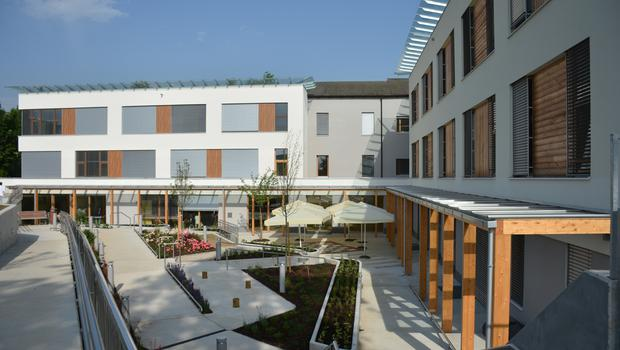 Na URI - Soča s končano prenovo dveh oddelkov zagotovili ustrezne prostore za travmatološke bolnike (foto: URI-Soča Press)